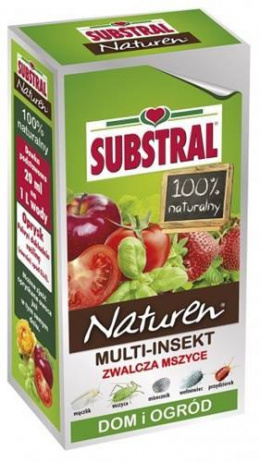 MULTI-INSEKT NATUREN 250ml